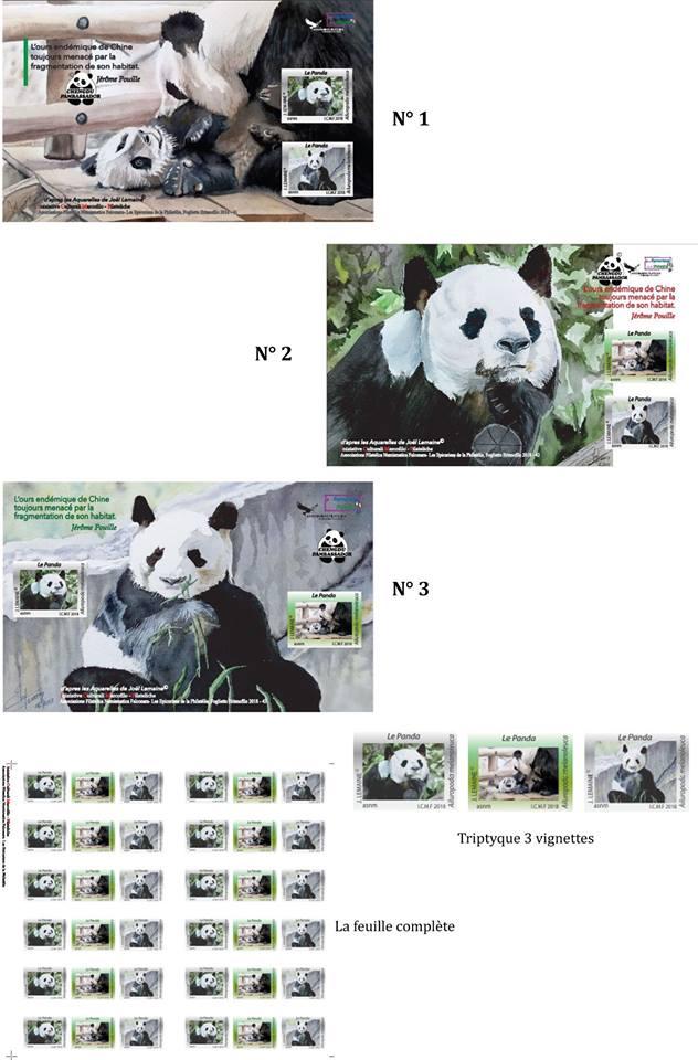 Erronophilie préservation du panda Géant