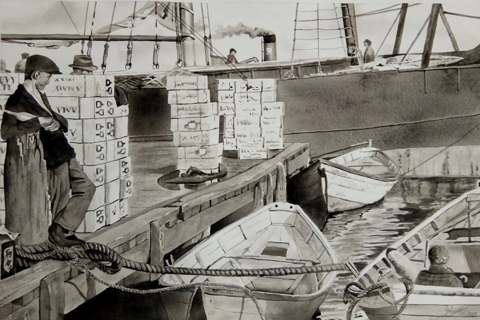 Prohibition 1919 1933 port frigo spm