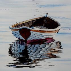 barque paisible