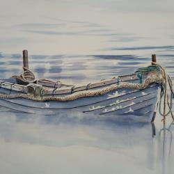 Barque vetuste