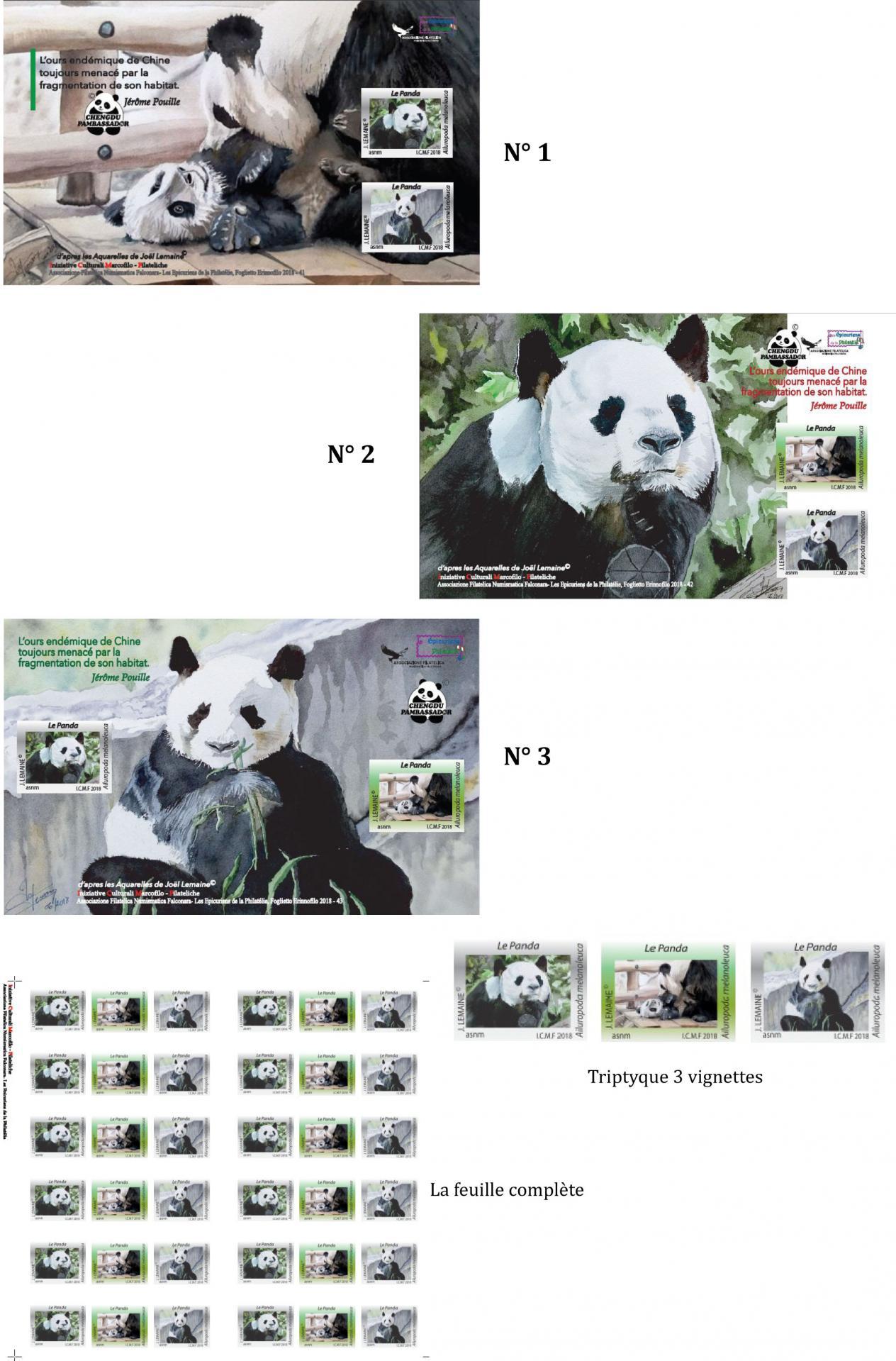 erronophilie Panda Aout 2018