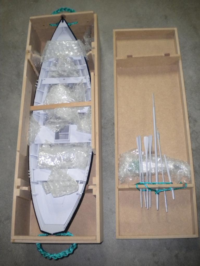 une fabrication serieuse implique un emballage serieux