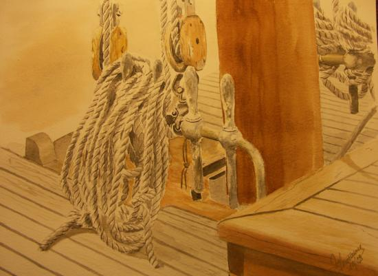 pied de mat de winibelle