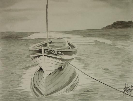 reflet de barque 120 euros