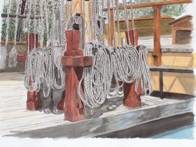 1107 ratelier de cordage 50x40 cm dispo