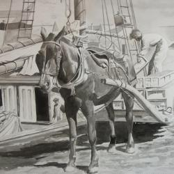 cheval de prohebition