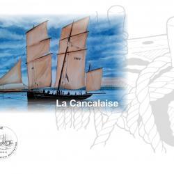 Plaquette Cancalaise timbre 2017